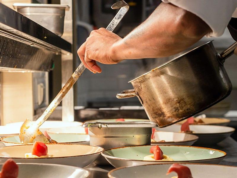 kitchen needing a restaurant rescue